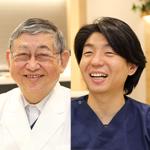 浜島 均理事長、鈴木 伸先生