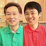 伊藤 裕章 院長、秋田 真宏 副院長