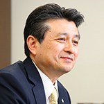 大川 淳病院長