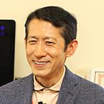 原田 幹夫理事長