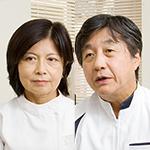 武田 明芳 院長、武田 朋子 先生