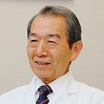 安藤 暢敏病院長