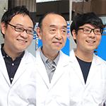 鈴木 勝博 院長、鈴木 宏紀 先生、鈴木 良典 先生