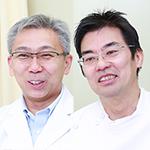 加藤 桂 院長、嘉戸 竜一 先生