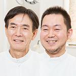 堀内 和夫院長、橋本 裕蔵先生