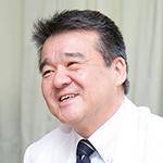 酒井 欣男 病院長