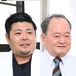 仙田 宏平院長、林 智彦副院長