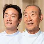 鴨田 博司 院長、鴨田 勇司 先生
