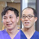 宮崎 大輔先生、早田 浩一朗先生