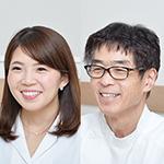 前田 孝雄院長、松田 七瀬先生