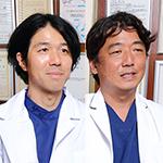 加藤 増信 理事長、串田 守 院長
