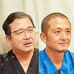 吉田 研二郎院長、吉田 博一先生