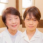 池田 美智子 院長、窪田 麻子 副院長