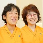高野 都喜子院長、大澤 純子先生
