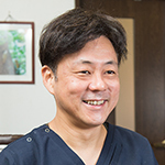 井上 博 理事長