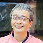 菱川 秀樹 理事長