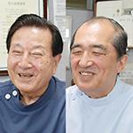 伊藤 晄二院長、春日井 正秀副院長