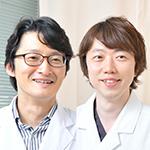 松本 昌和 先生、浜口 玲央 先生