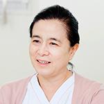 永井 晶子 理事長