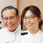 野口 哲夫 院長、伊藤 久美子 副院長