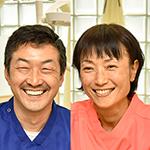 川崎 正仁 院長、奥山 光子 部長