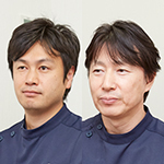 春木 篤 院長、黒田 浩正 先生