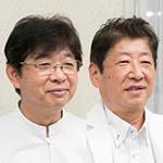 安井 直 院長、野村 博彦 先生