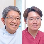 小嶋 太巳 院長、小嶋 太郎 先生