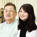 出口 隆司 院長、坪井 亜里紗 先生