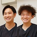 小西 博和 先生、牧野 盛太郎 先生