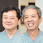 古屋 徳郎 先生、田嶋 政之 先生