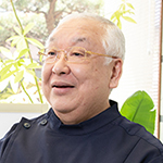 川井 甲午郎 理事長