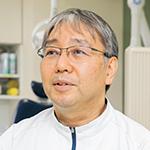 石倉 行男 理事長