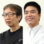 増田勝彦理事長、二木勇院長