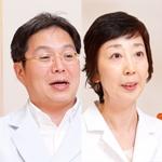 倉井宏明副院長、倉井由加先生