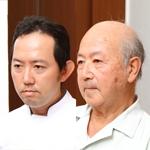 川崎次雄理事長、川崎雄一院長
