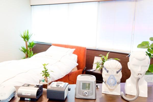リズム新横浜 睡眠呼吸メディカルケアクリニック