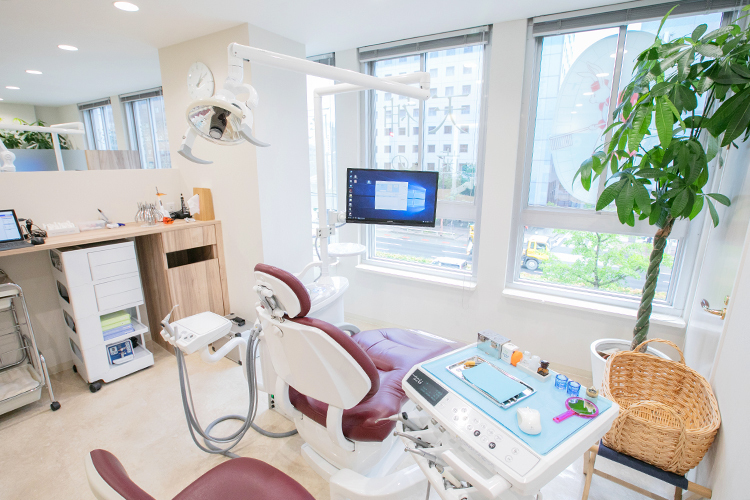 天神南矯正診療歯科