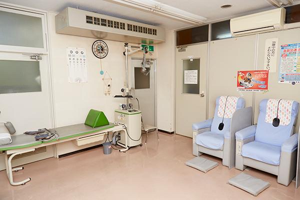 栗田 病院 コロナ