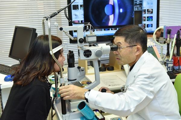 白内障 手術 後 視力