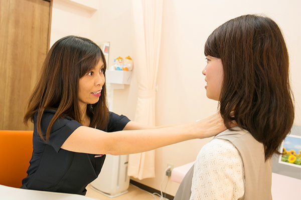 むくみや生理不順など内分泌疾患に専門性の高い医療を地域で提供