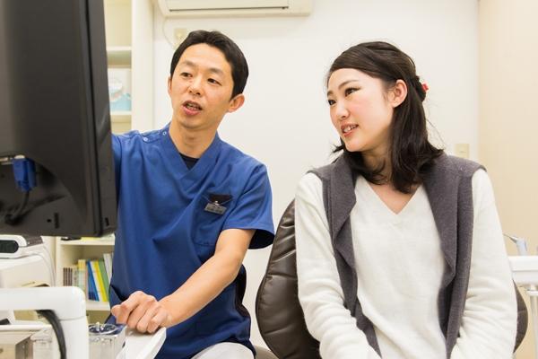 健康な歯を残すための手段の一つ相談して安心なインプラント治療