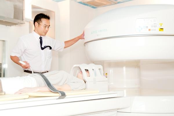 脳疾患の早期発見・早期治療に最新鋭MRI検査