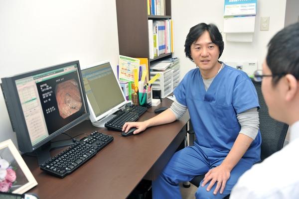 意外とスルッと! 寝ている間に終わる大腸内視鏡検査