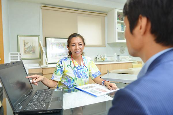 全身疾患にもかかわる歯科検診口腔内を徹底的にチェック