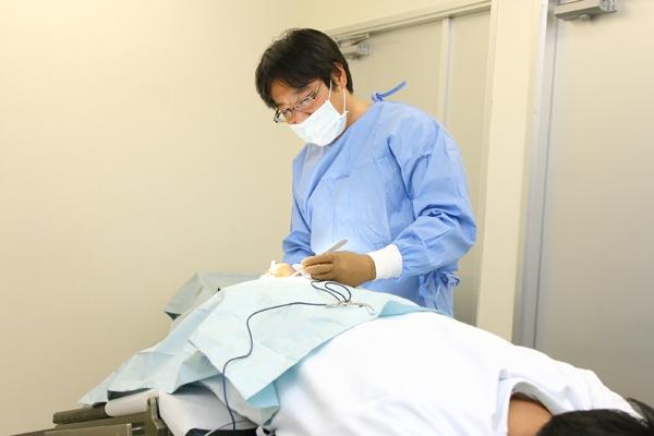 翌日午後には日常生活に戻れるジオン注による痔の日帰り手術