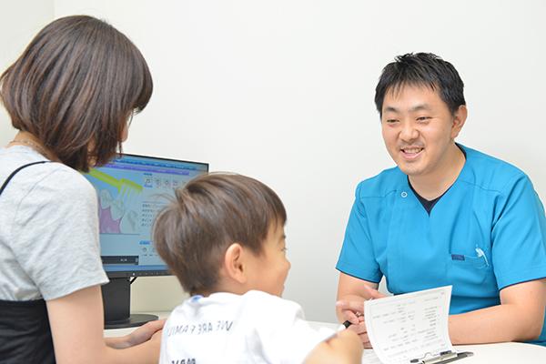 親子一緒に通える歯科医院で口の中の悪い状態を早期に解決