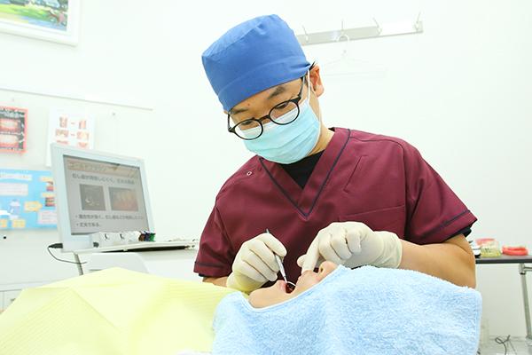 説明が丁寧で安心して通えるかかりつけにしたい歯科医院