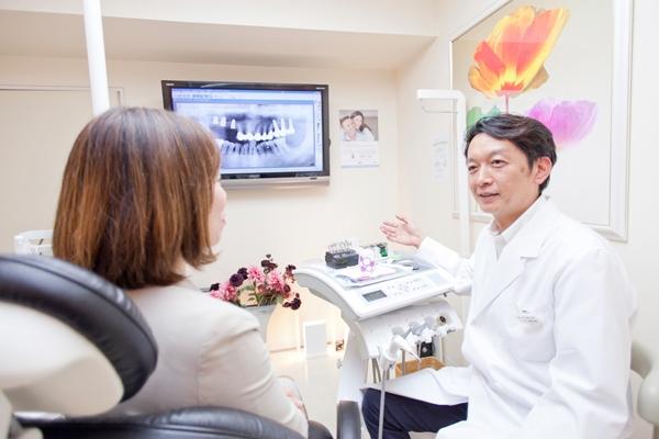 患者のあらゆる負担を抑えたAll-on-4によるインプラント治療