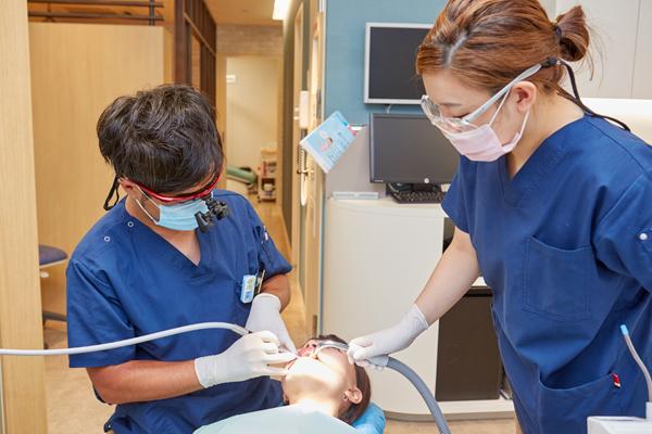 かけがえのない歯を守る原因を見極めたトータルな歯科治療